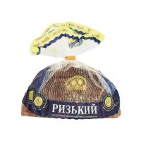 Хліб Цархліб Ризький нарізаний скибками 400г в уп.