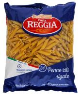 Макарони Pasta Reggia Penne ziti rigate 1кг
