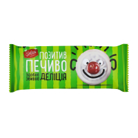 Печиво Delicia Позитив зі смаком вишні 135г х16