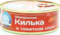 Кілька Ventspils обсмажена в том.соусі 240г