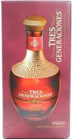 Текіла Tres Generaciones Anejo 38% 0.7л х2