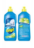 """Рідкий засіб для миття посуду Gala """"Яблуко"""", 500 мл"""
