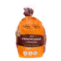 Хліб Київхліб український столичний в уп.нарізаний 0,950кг