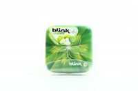 Драже Blink освіжаюче зі смаком зеленого яблука 15г х12