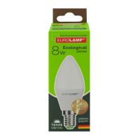 Лампа Eurolamp 8W світодіодна LED 1шт x12
