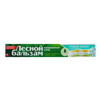 Зубна паста Лесной Бальзам Потрійний Ефект, 75 мл