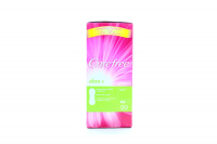 Щоденні гігієнічні прокладки Carefree Aloe, 20 шт.