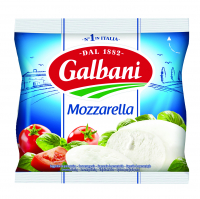 Сир Galbani Mozzarella Santa Lucia 45% 125г