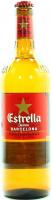 Пиво Estrella Damm Barcelona 0,66л