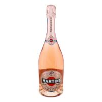 Вино ігристе Martini Prosecco Rose рожеве екстра сухе 11,5% 0,75л