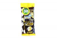 Станок для гоління BIC Action 3 Bades 4шт х6