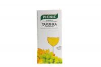 Вино Picnic Тамянка біле н/солодке 1л B&B х6