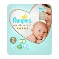 Підгузники Pampers Premium care 2 4-8кг 23шт.