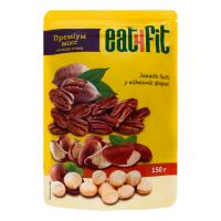Суміш Eat4Fit горіхова Преміум мікс 150г