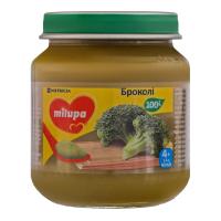 Пюре Nutricia Milupa Броколі 125г х24