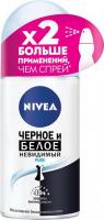 Дезодорант Nivea кульковий Pure невидимая защита 50мл
