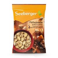 Фісташка Seeberger смажена з білим перцем солона 150г х6