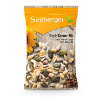 Суміш Seeberger горіхи+Насіння 150г х13