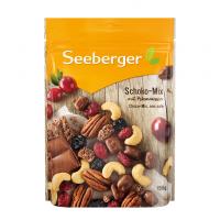 Суміш Seeberger горішків ягід та шоколаду 150г х13