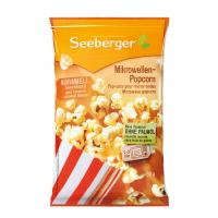 Попкорн Seeberger з карамеллю 90г х25