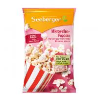 Попкорн Seeberger солодкий 90г х25