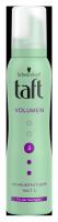 Піна-мус для волосся Taft Volumen Сильна Фіксація 3, 150 мл