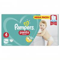 Підгузники-трусики Pampers Pants Maxi 4 9-14кг 104шт.
