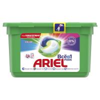 Засіб для прання Ariel 3in1 Color в капсулах 12*27г/324г