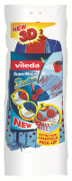 Запаска для швабри Vileda SuperMocio з мікрофіброю 115946