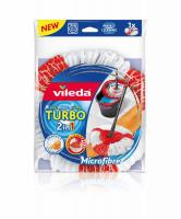 Моп змінний Vileda Turbo для швабри 1шт Art.319518