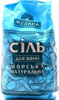 Сіль для ванн Морська натуральна 1000гх6