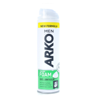 Піна для гоління Arko men Anti-irritation 200мл х6