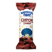 Сирок глазурований Волошкове Поле 26% какао 36г