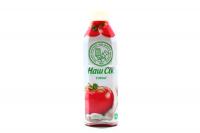 Сік Наш сік яблуко томат з м`якоттю 0,5л х12
