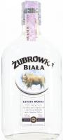 Горілка Zubrowka Biala Зубровка Бяла 40% 0,35л