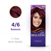 Фарба для волосся Wella Creme Coloration 4/6 х6