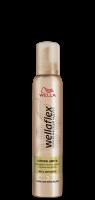 Мус для волосся Wellaflex Сильна Фіксація та Сяйво, 200 мл