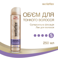 Лак Wella Wellaflex для волосся Обєм 250мл