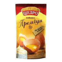 Майонез Щедро Преміум 72% д/п 150г