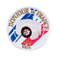 Сир Bongrain Brie Привіт із Франції 125г х12