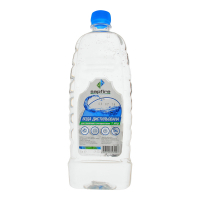 Вода дистильована Sapfire 1л