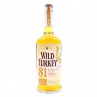 Віскі Wild Turkey 81 Proof 40,5% 1л