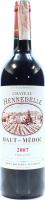 Винo Hennebelle Haut~Medoc Chateau сухе, червоне 0,75л x2