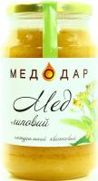 Мед Медодар Липовий натуральний квітковий 1150г