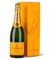 Шампанське Veuve Clicquot Ponsardin 0.75л у коробці  х2.