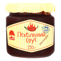 Соус Інша Їжа Пекельний с/б 230г