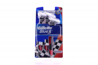Станок для гоління Gillette Blue3 Red 3шт х6