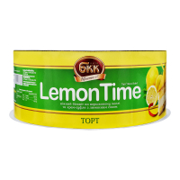 Торт БКК Lemon Time 0.85кг