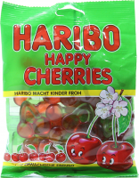 Цукерки Haribo Happy Cherries 200г х30