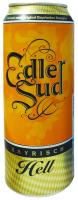 Пиво Edler Sud світле з/б 0.5л